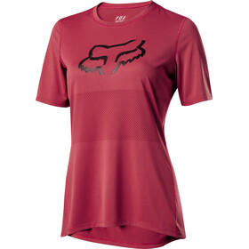 Fox Ranger SS Jersey Women rio red